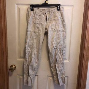 Calvin Klein Cargo Capri Pants, Size 4